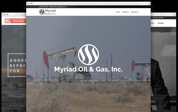 website design tyler tx