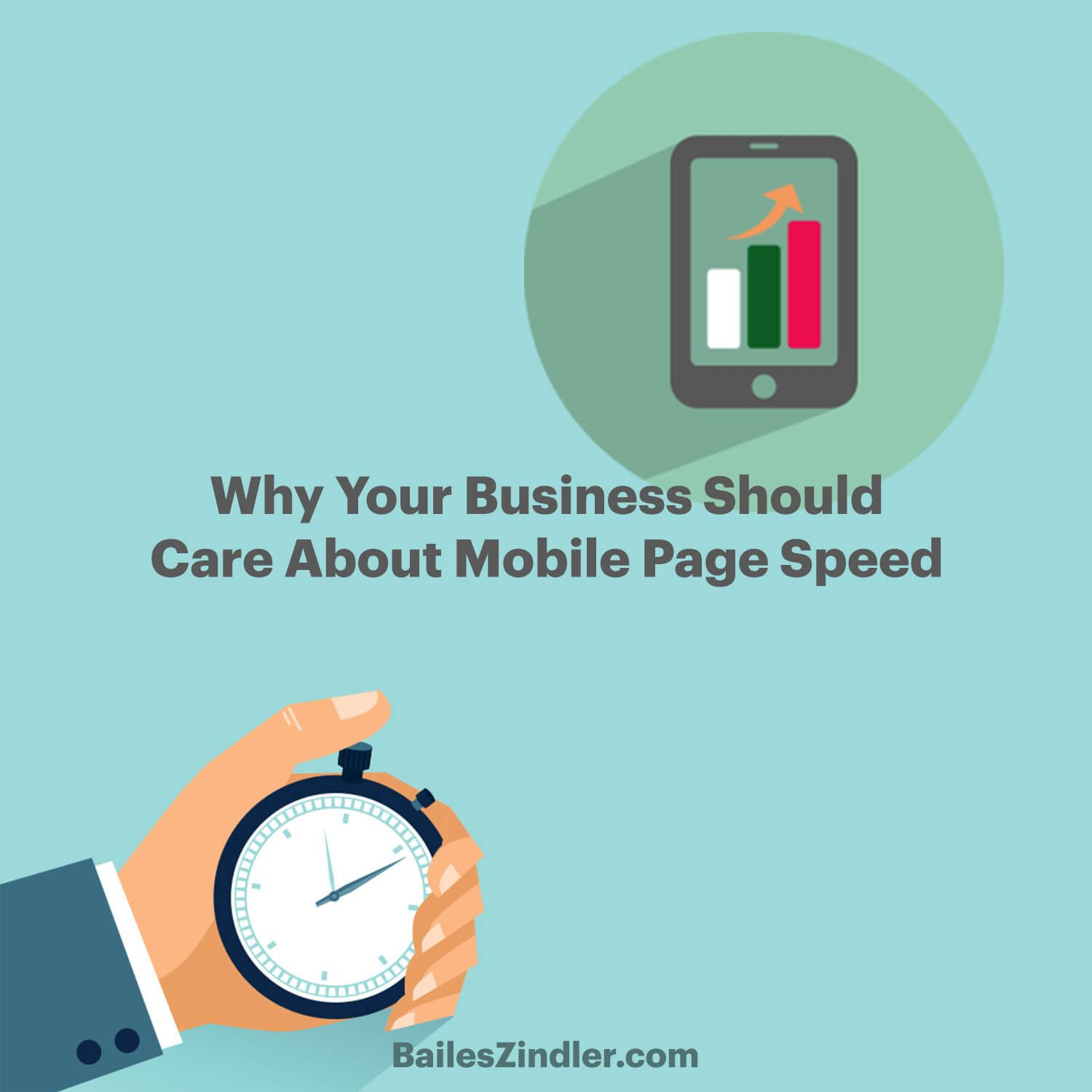Why Your Business Should Care About Mobile Page Speed