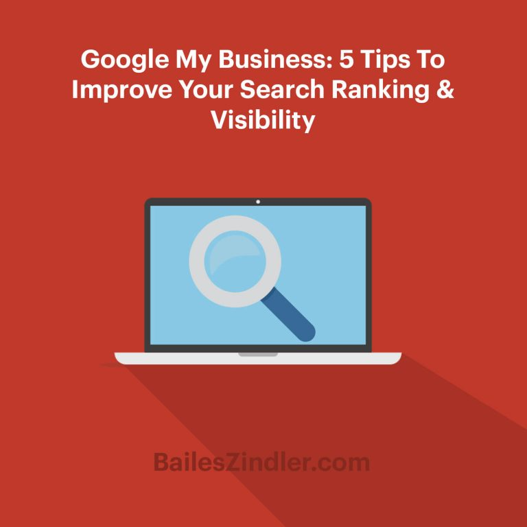 5 tips for accelerating your google search ranking with google my business