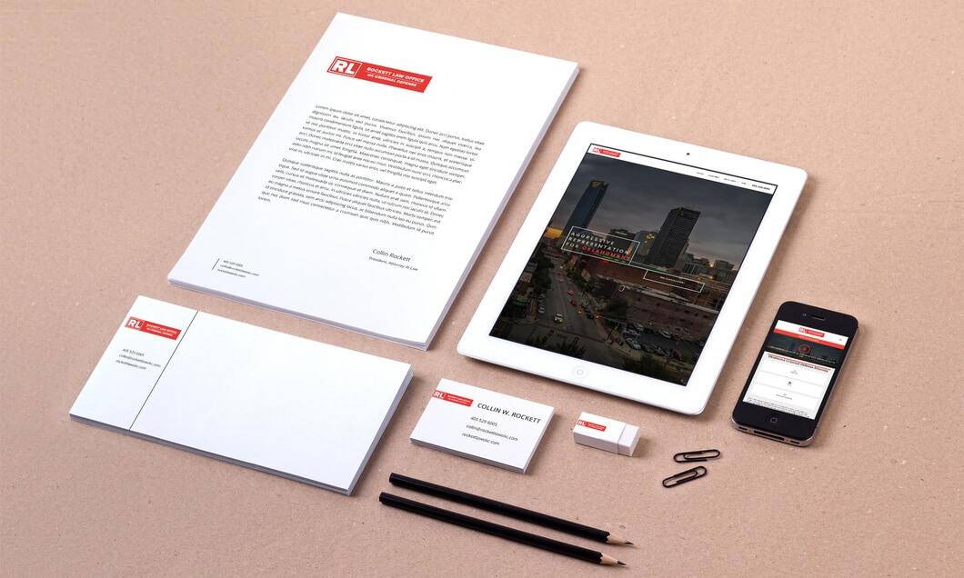 attorney website design tyler, tx