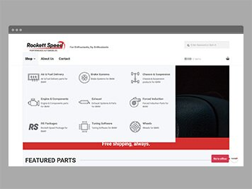 automotive website design tyler tx
